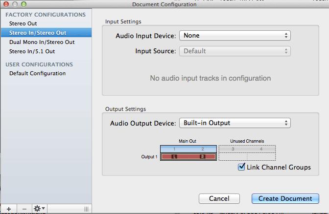 Mac MIDI Setup