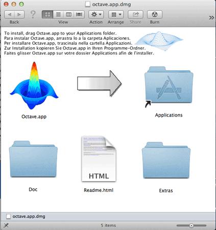 MUSC 208 Octave Install Mac
